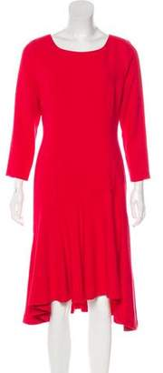 Michael Kors Long Sleeve Midi Dress w/ Tags