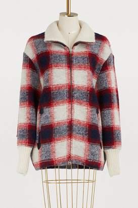 Etoile Isabel Marant Gimo wool coat