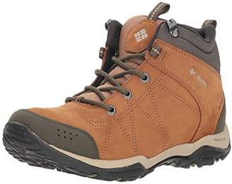 Columbia Women's Fire Venture Mid Suede Waterproof Hiking Boot