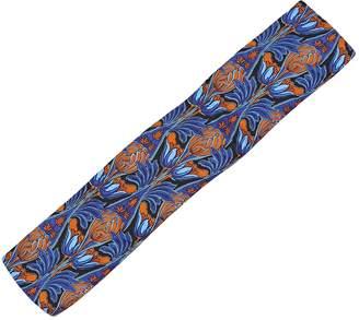 Prada Blue Silk Scarves