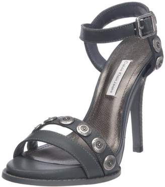 CK Calvin Klein Womens Eva Vacchetta Fashion Sandals R352041 EU