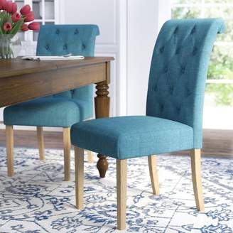 Mistana Charlotte Upholstered Dining Chair Upholstery