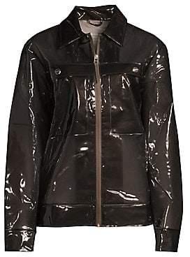 Rains Women's LTD Mirage Capsule Boxy Jacket