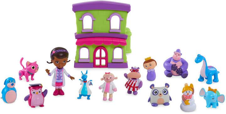 Doc McStuffins Deluxe Friends Collection Figure Set
