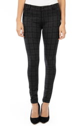 KUT from the Kloth Mia Plaid Skinny Pants