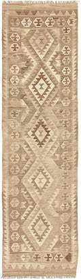 "ABC Home Flat Weave Wool Runner - 2'6""x9'1"""
