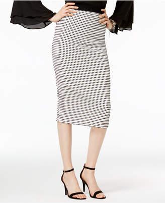 Alfani Midi Pencil Skirt, Created for Macy's