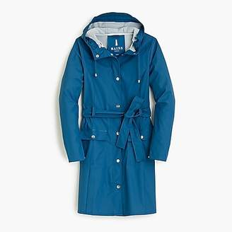J.Crew RAINS® trench rain jacket