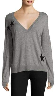 Feel The Piece Violetta V-Neck Sweater