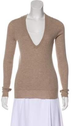 Joseph Cashmere Knit Sweatshirt