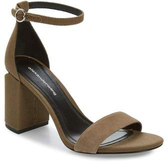 fea066fa2df6 Alexander Wang Abby Ankle Strap Sandals - ShopStyle