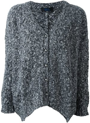 Twin-Set flocked classic cardigan $194.29 thestylecure.com