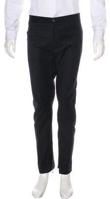 Lanvin Wool & Cashmere-Blend Pants w/ Tags