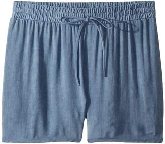 People's Project LA Kids Cadence Woven Shorts Girl's Shorts