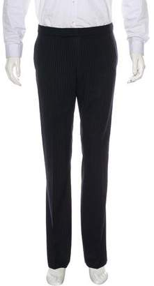 Ralph Lauren Black Label Pinstripe Dress Pants