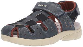 Geox Boy's Flexyper D Sport Sandal