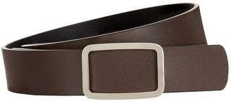 Corneliani Reversible Leather Belt
