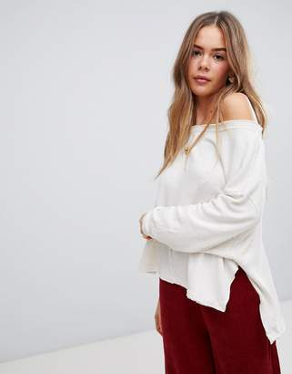 Free People be good pullover