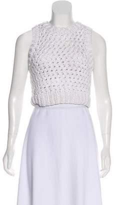 A.L.C. Sleeveless Knit Top