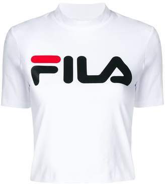 Fila high neck T-shirt