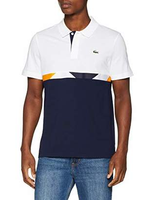 9e28b6f906 Lacoste Sport Men's Yh9459 Polo Shirt,(Manufacturer Size: ...