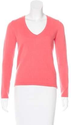 La Fee Verte Cashmere V-Neck Sweater
