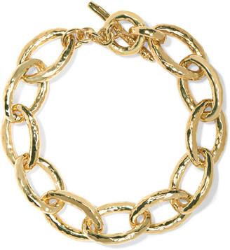 Ippolita - Glamazon® Bastille 18-karat Gold Bracelet - one size $2,595 thestylecure.com