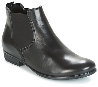 ara GERMOU women's Mid Boots in Black
