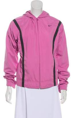 Nike Casual Zip-Up Jacket