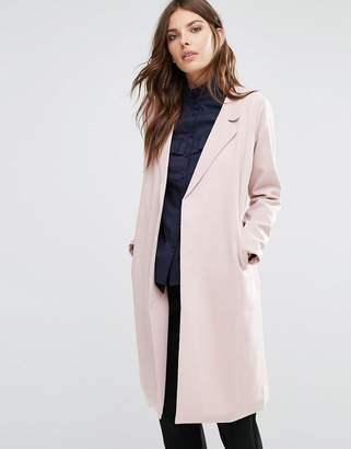 Y.A.S Anna Trenchcoat $121 thestylecure.com