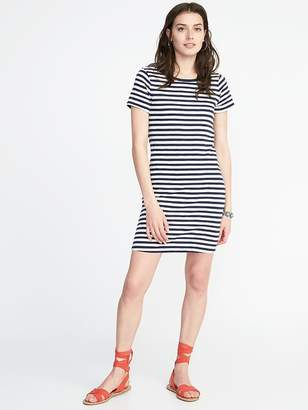 Old Navy Slub-Knit Tee Dress for Women