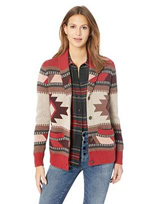 Pendleton Women's High Desert Cardigan Sweater