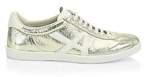 Aquazzura Women's The A Leather Sneaker