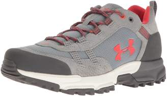 Under Armour Outerwear Womens Post Canyon Low Hiking Boot Steel (035)/Rhino Gray 6