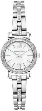 Michael Kors Petite Sofie Stainless-Steel Bracelet Watch