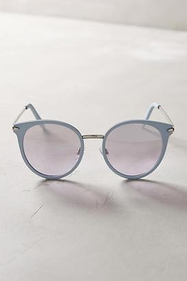 Anthropologie Sky Sunglasses $38 thestylecure.com