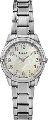 Timex Easy Reader Womens Stainless Steel Bracelet Watch TW2P76000