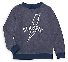 Sol Angeles Little Kid's & Kid's Classic Hacci Pullover