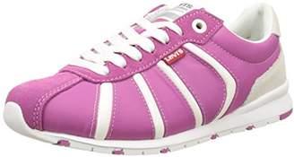 Levi's Almayer II, Women's Low-Top Sneakers,(38 EU)