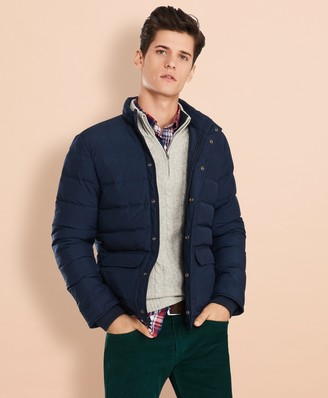 Brooks Brothers Down Puffer Coat