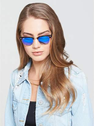 Ray-Ban Clubmaster Sunglasses - Blue