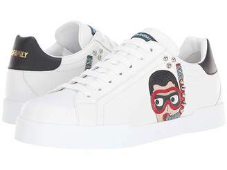 Dolce & Gabbana Divers Lace-Up Sneaker