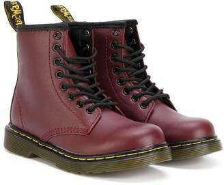 Dr. Martens Kids combat boots
