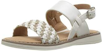 Hanna Andersson Faye-H Girl's Braided Sandal