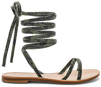 Pre-owned - Leather sandals Cornetti HIr0BxlIh