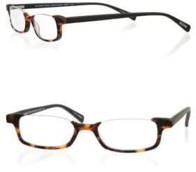 Eyebobs What Inheritance 19 46MM Semi-Rimless Square Reading Glasses