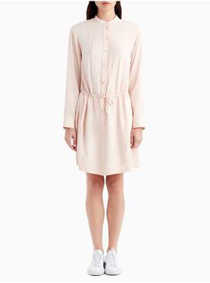 Jason Wu Grey By Long Sleeve Shirt Dress