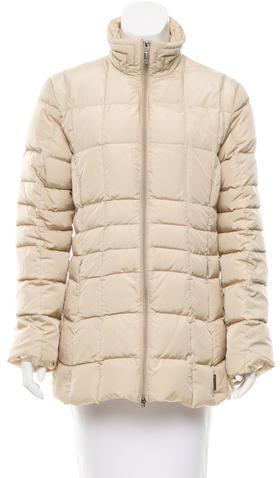 MonclerMoncler Mock Collar Puffer Coat
