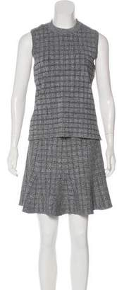 A.L.C. Flared Knit Skirt Set