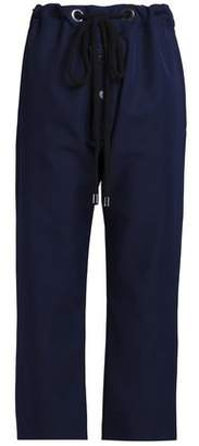 Marni Twill Straight-Leg Pants